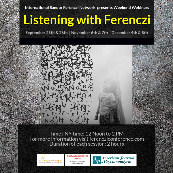 Listening with Ferenczi